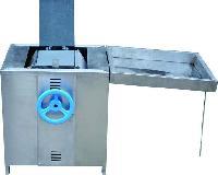 六面燃气蛋卷机50型不锈钢