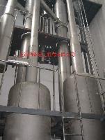 劲森轻工双效降膜蒸发器