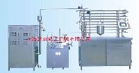 上海劲森轻工机械公司实验室型管式杀菌机