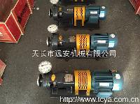 FB型耐腐蚀泵