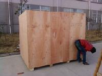 青岛胶州大型出口真空包装箱