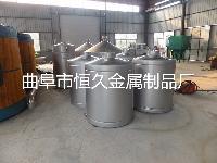 304不锈钢葡萄酒发酵罐 5吨立式储存罐