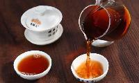 09年恩宝号霸王砖250克 陈年勐海茶砖