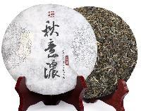 程健秋意浓高端古树纯料生茶叶 400克