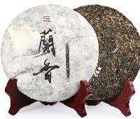 程健兰香 高端古树纯料生茶叶 400克