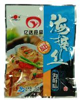 闽贵海蜇丝海鲜味150g