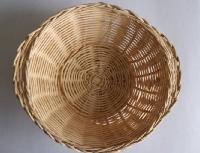 供应无漆工艺藤篮 瓦煲标配 煲仔饭机专用工艺藤篮