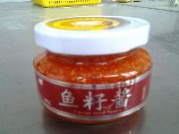 青岛国新利110g海鲜酱 鱼籽酱虾籽酱蟹籽酱