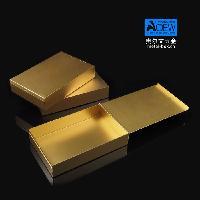 高档包装用铝盒 铝包装盒 厂家设计定制