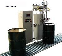 200升化工液体称重计量防爆灌装机