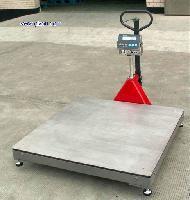 防爆移动式平台秤(0.5t-5t)2吨防爆秤