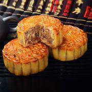 隆庆楼双黄白莲蓉月饼