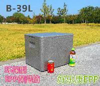 保温箱EPP泡沫箱快餐盒饭箱送餐箱39升