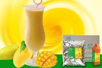 润心堂芒果浓缩果汁饮料果汁含量大于30%,2.2KG瓶装