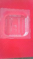 山东潍坊鸭货透明塑料盒(现货)厂家