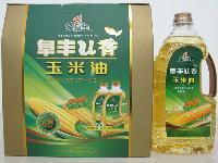 供应阜丰U香玉米油礼盒 优质健康食用油