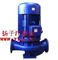 ISGB型管道增压泵 立式管道热水泵 热水管道增压泵
