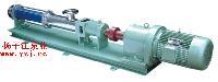 G型单螺杆泵配调速电机