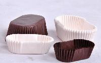 船型蛋糕纸托、磨堡蛋糕纸托、防油纸托、彩色油纸托