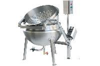 蒸汽自动翻转漂烫锅