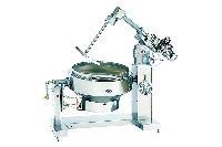 150自动搅拌燃气炒锅