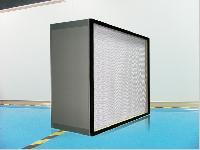 供应通风用环保型多V无隔板空气过滤器 初中高效过滤器
