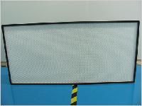 无隔板空气高效过滤器厂家 板框式工业HEPA滤网