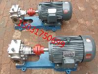 保温泵 不锈钢齿轮泵 车载圆弧泵 铜齿轮泵