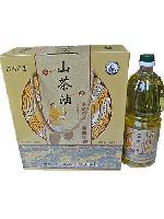山茶油会销产品3.2升+巴马火麻茶