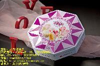 2015华美月饼团购批发厂家直销-金丽沙八角罐冰皮月饼
