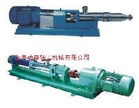 劲森机械供应单螺杆泵