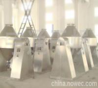 热敏性物料双锥回转真空干燥机