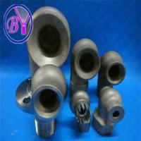 2寸不锈钢一体铸造大流量空心锥喷嘴涡流喷嘴