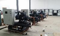 工业制冷机耐酸碱冷水机组