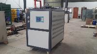 油冷却冷冻机小型工业冰水机