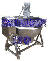 自动搅拌自动温控型夹层锅