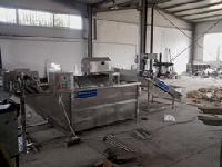 LX-5米肉食包装袋滚筒式洗袋机