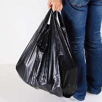 黑色塑料袋(方便袋)