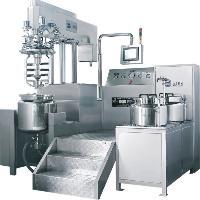 JRKA-200上均质真空乳化机 分散乳化机