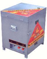 滚筒式六面燃气蛋卷机