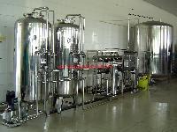 上海劲森RO反渗透水处理设备,纯净水生产线