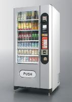 可乐汽水自动售货机