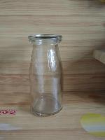 200ml酸奶瓶酸奶杯,玻璃鲜奶瓶奶吧