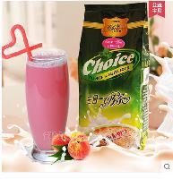 巧艾斯 水蜜桃口味 奶茶店专用原料奶茶粉