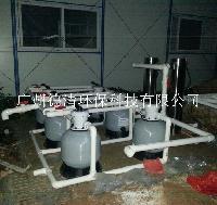 顶式沙缸过滤器 泳池水处理设备
