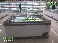卧式冷柜/组合式冷柜/平台式冷柜/海鲜冷冻柜包送货