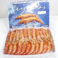 进口海鲜冻品  阿根廷红虾L1 冷冻盒装/2KG