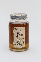 紫云英蜂蜜流通白包装