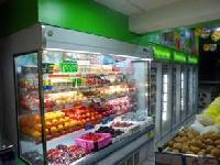 定做分体式水果保鲜展示柜的厂家