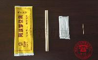 筷子湿巾三件套包装机